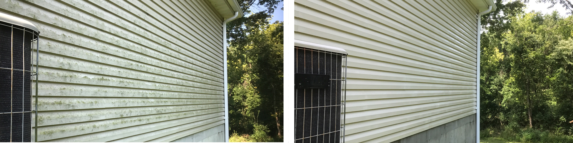 Affordable exterior cleaning services in the St. Peters, MO, area